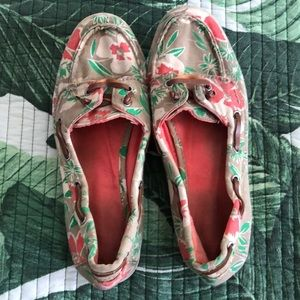 Tropical Boat Shoes from Gap